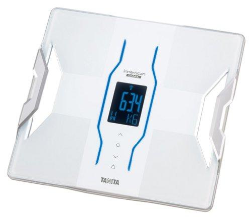 TANITA 【iPhoneに対応・アプリで健康管理】 体組成計 インナースキャンデュアル ホワイト RD-901-WH