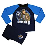 Doctor Who Pyjamas - Tardis - Age 9 to 10 Years