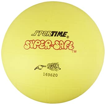 Buy Sportime Super-Safe Foam Volleyball - Yellow by Sportime