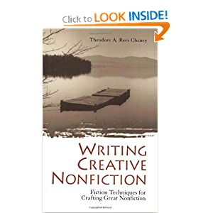 writing creative nonfiction fiction techniques for crafting great nonfiction