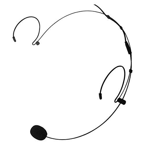 Nady Hm-20U Headset Microphone Black Mini-Xlr