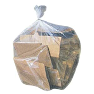 42 Gallon Contractor Bags - 50 / Case - Clear