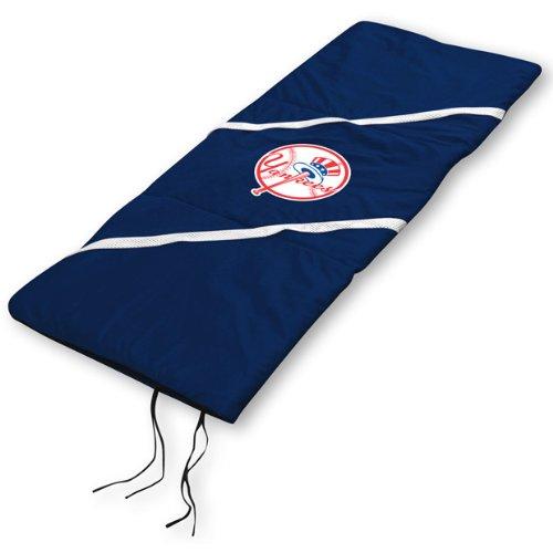 MLB New York Yankees MVP Sleeping Bag, Outdoor Stuffs