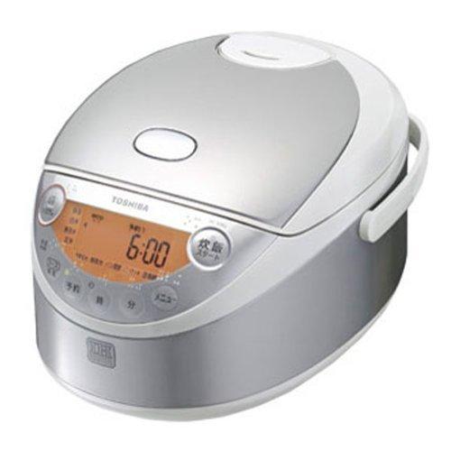 東芝 IHジャー炊飯器(3.5合炊き) シルバーTOSHIBA IH保温釜 RC-6XG-S