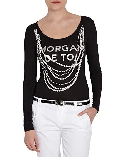 Morgan Camiseta Manga Larga