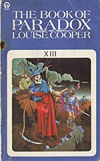 The Book of Paradox by Louise Cooper