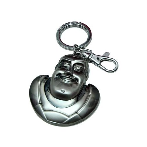 Buzz Lightyear Toy Story 3 Pewter Keychain - 1