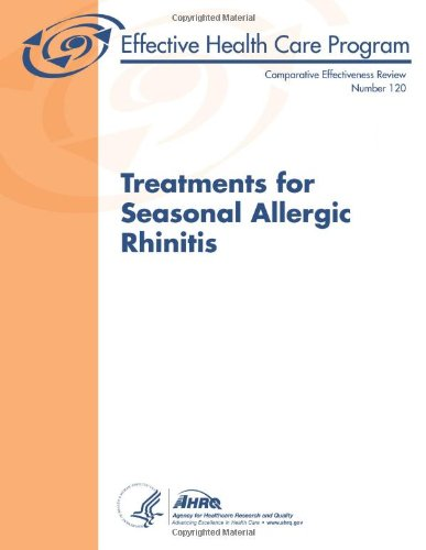 Treatments for Seasonal Allergic Rhinitis