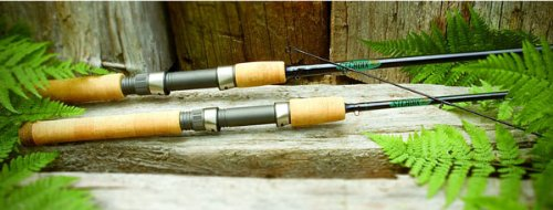 St. Croix Premier Series Spinning Rod - PS60MF st
