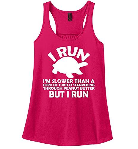 Comical-Shirt-Ladies-I-Run-Im-Slower-Than-Herd-Turtles-In-Peanut