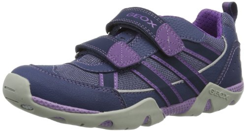 Geox Girls J ARAGON A Low Blue Blau (AVIO C4005) Size: 37