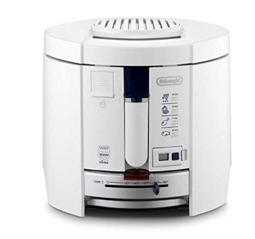 De'Longhi F26237.W1 Friggitrice Elettrica Statica, Colore Bianco