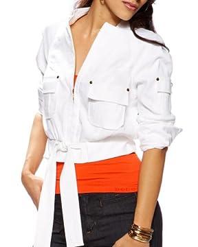 bebe.com : Italian Linen Bomber Jacket :  bomber italian linen bomber jacket womens apparel bebe