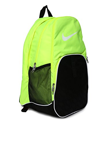 Nike Brasilia 6 XL Carry All Backpack-Volt/Black (Nike Brasilia 6 Large compare prices)