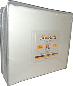 Mezzati Luxury Duvet Cover Set - Best, Softest, Coziest Duvet Set on Amazon! ★ ON SALE TODAY ★ 1800 Prestige Collection Brushed Microfiber - Wrinkle Resistant Duvet Covers - High Quality with Soft Silky Touch ★ Hotel Duvet Cover Like Quality ★ eBook Included w/Purchase - Sleep Well: Guide for Healthful Sleep ★ MUST Have! 100% Money Back Guarantee!! (Ivory, King)