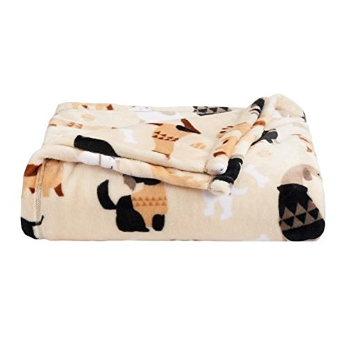 Throw Blanket Plush Super Soft and Cozy Oversized 60