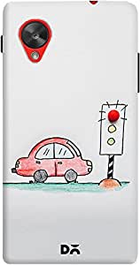 nexus 5 back case cover ,Candy Red Light Designer nexus 5 hard back case cover. Slim light weight polycarbonate case with [ 3 Years WARRANTY ] Protects from scratch and Bumps & Drops.