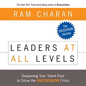Leaders at All Levels | [Ram Charan]