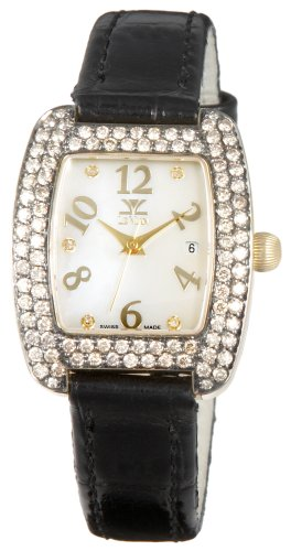 Le Vian Women's ZAG 104 Milano 18K Gold Chocolate Diamond Watch