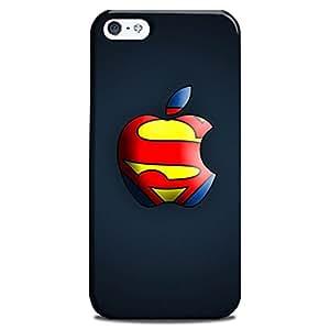 Abhivyakti Comic Superhero Superman Apple Hard Back Case Cover For Apple Iphone 4/4s