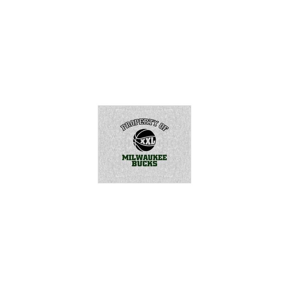 Blanket/Throw 58x48 Property of Milwaukee Bucks   NBA Basketball Team Fan Shop
