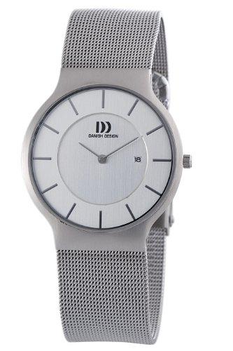 Danish Designs Men's IQ62Q732 Stainless Steel Watch