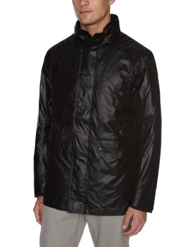 Timberland Men's Boston 4 In 1 Travel Jacket Black 37291-1 XX-Large