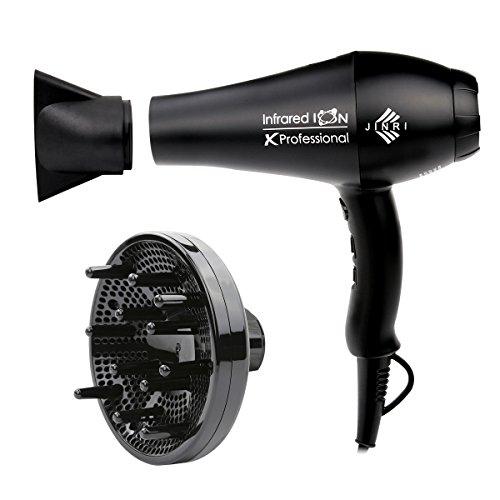 MHDTM 1875W Hair Dryer 2 Speed 3 Heat Cool Shout