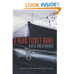 A Hard Ticket Home (Twin Cities P.I. Mac McKenzie Novels) David Housewright