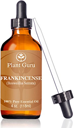 Frankincense Essential Oil With Dropper 4 Oz Southern