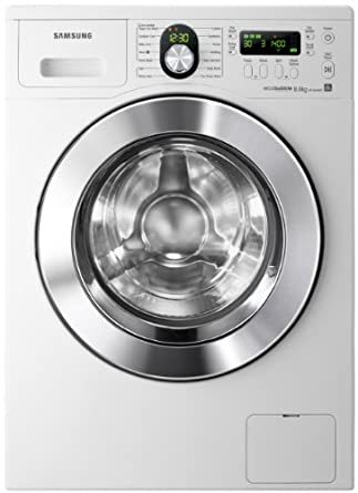 samsung wf1804wpc eco bubble washing machine 1400 spin a rated 8kg large. Black Bedroom Furniture Sets. Home Design Ideas