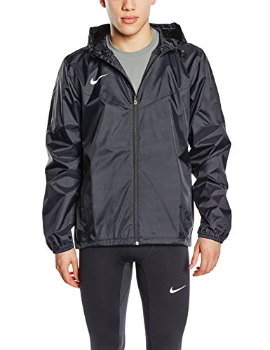 Nike Team Sideline Rain Jacket - Chaqueta impermeable para hombre, color negro...