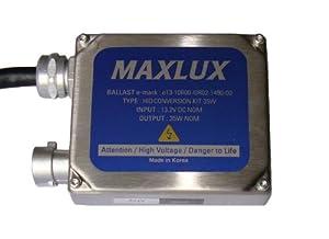 MAXLUX Universal Replacement HID Digital Ballast (CANBUS, KET Connectors)