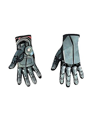 Optimus Prime Child Gloves Costume Item - Disguise - 1