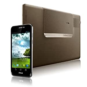 Asus PadFone 25,7 cm (10,1 Zoll) Tablet-PC (Qualcomm 8260, 1,5GHz, 1GB RAM, 16GB, UMTS, GPRS, WiFi, Android 4.0) inkl. Phone und Stylus