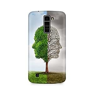 Mobicture Nature Transform Premium Printed Case For LG K10