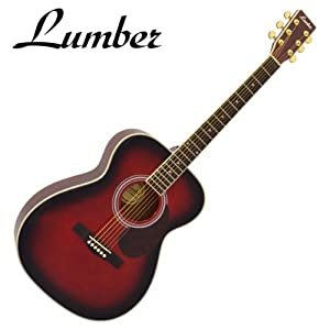 Lumber LFG20 RDS アコースティックギター フォークギター (ランバー)
