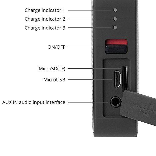LuguLake LL-BL01 Slim Wireless Speaker