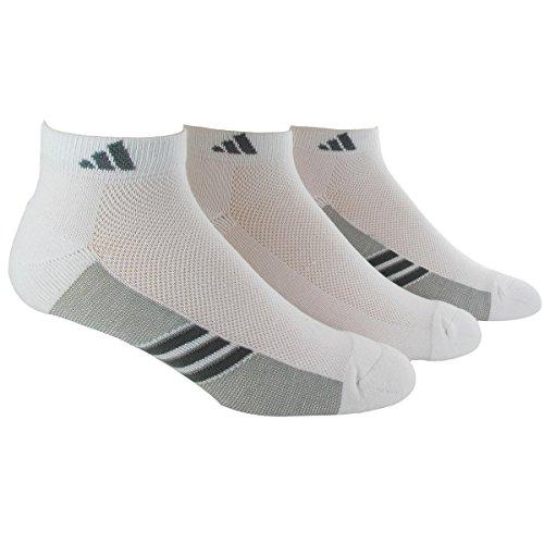 adidas mens climacool superlite low cut socks pack of 3