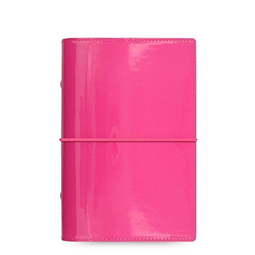 filofax-022481-personal-domino-patent-hot-pink