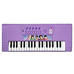 1D Musical Keyboard