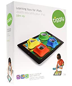 Tiggly Shapes: Educational Toys and Learning Games for Kids