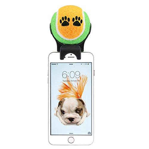 e plg smartphone attachment selfie stick for pet green sporting goods racqu. Black Bedroom Furniture Sets. Home Design Ideas