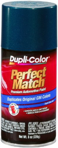 Dupli-Color BGM0518 Emerald Green Metallic General Motors Exact-Match Automotive Paint - 8 oz. Aerosol (Green Metallic Paint compare prices)