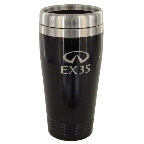Infiniti Ex35 Black Travel Mug