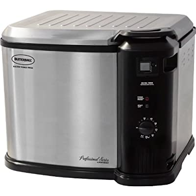 Masterbuilt 23011114 Butterball XL Electric Turkey Fryer with Timer