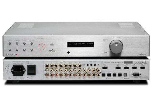 Audiolab 8200 AP AV-Vorverstärker, Farbe: Silber