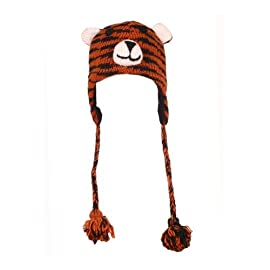 Children's Tiger Hat