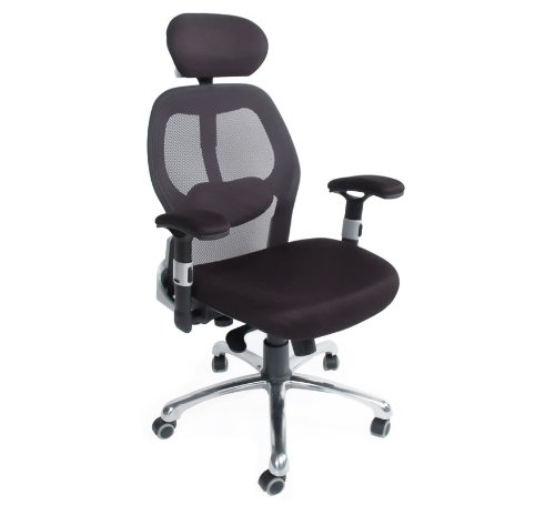 miliboo fauteuil de bureau ergonomique ultimate v2 plus. Black Bedroom Furniture Sets. Home Design Ideas