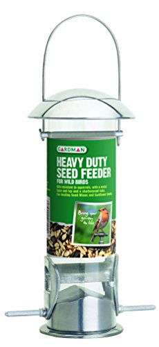 Gardman-Wild-Bird-Heavy-Duty-Seed-Feeder